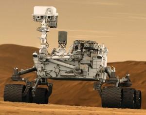 Curiosity mars-rover