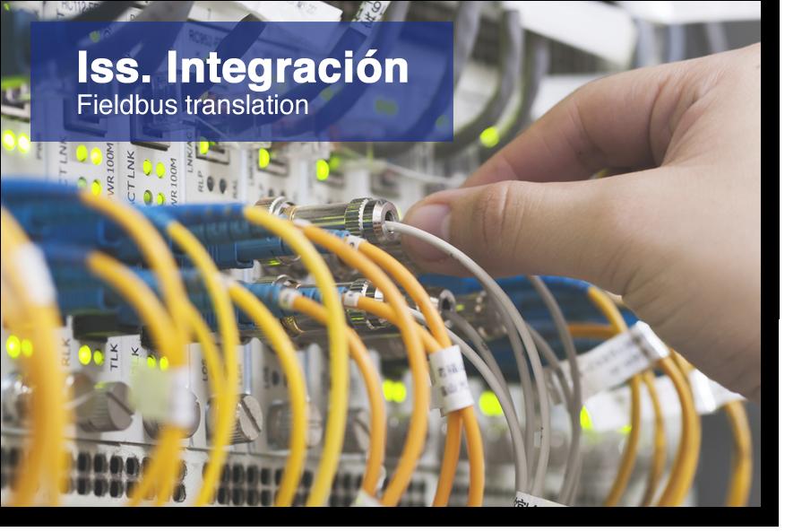 integracion redes