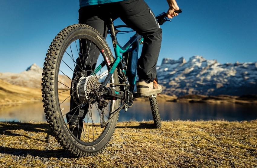 Mecatrónica bikedrive