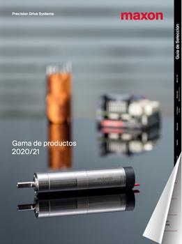 Catálogo motores DC y brushless