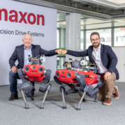 maxon ANYbotics motores brushless