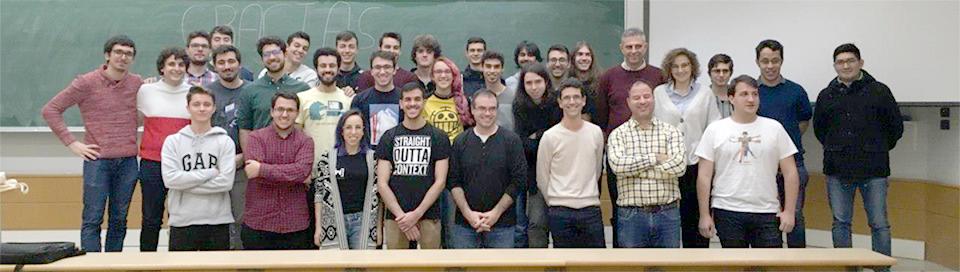 Equipo de Robótica de la Universidad de Alcalá: UAH Robotics Team
