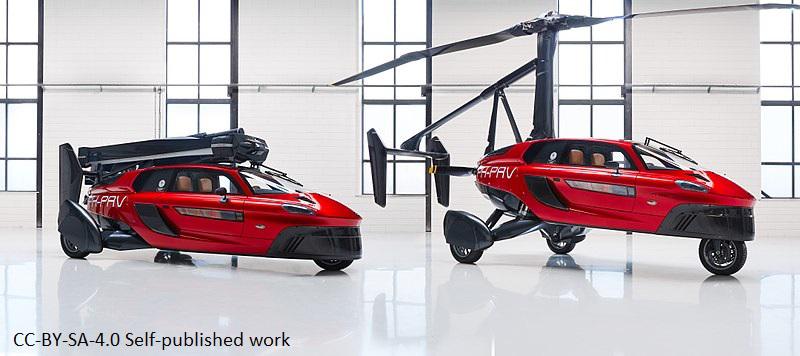 Accionamientos maxon_Flying_Car