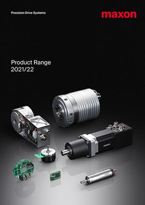 Catálogo de motores maxon